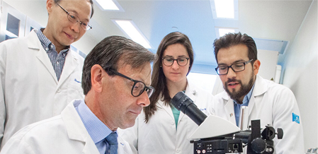 Dr. Shapiro And His University Of Alberta Research Team